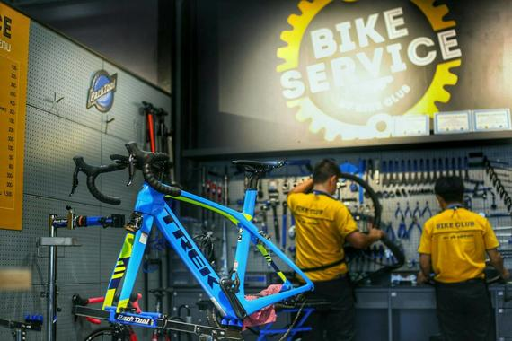 BIKE SPA - CLEAN & CARE