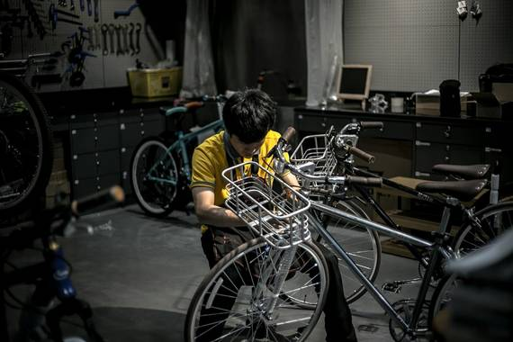 BIKE CARE - MAINTENANCE