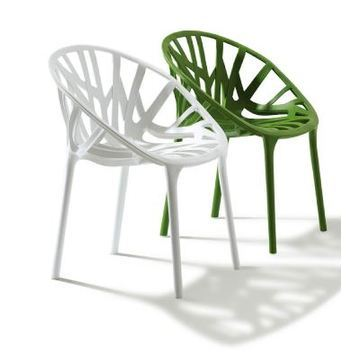 Modern Plastic Chair