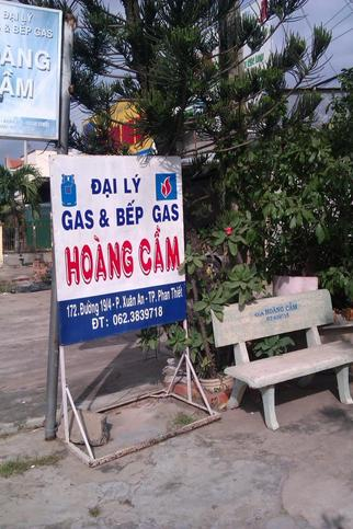 Hoang Can Gas-Gas Cooker Agent