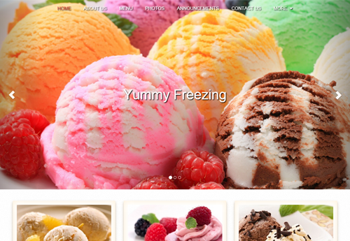Yummy Freezing