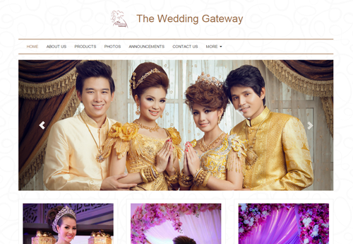 Wedding Gateway