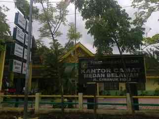 Kantor Kecamatan Gedung Kantor In Indonesia