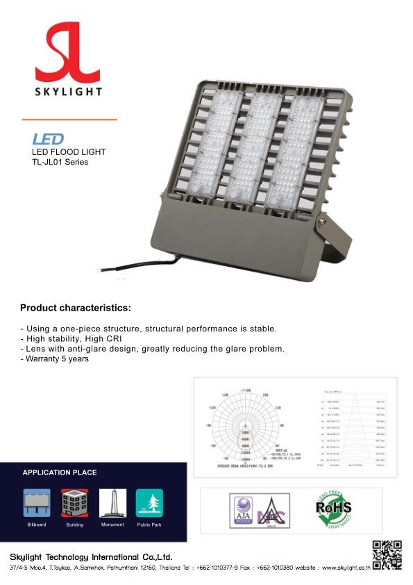Led Lighting Product Flood Light TL01-3M Series