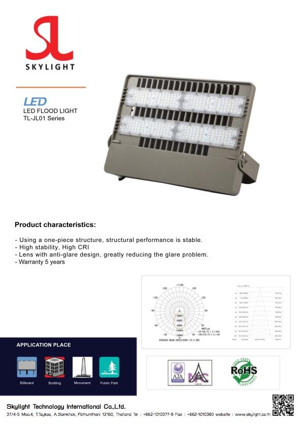 Led Lighting Product Flood Light TL01-4M Series