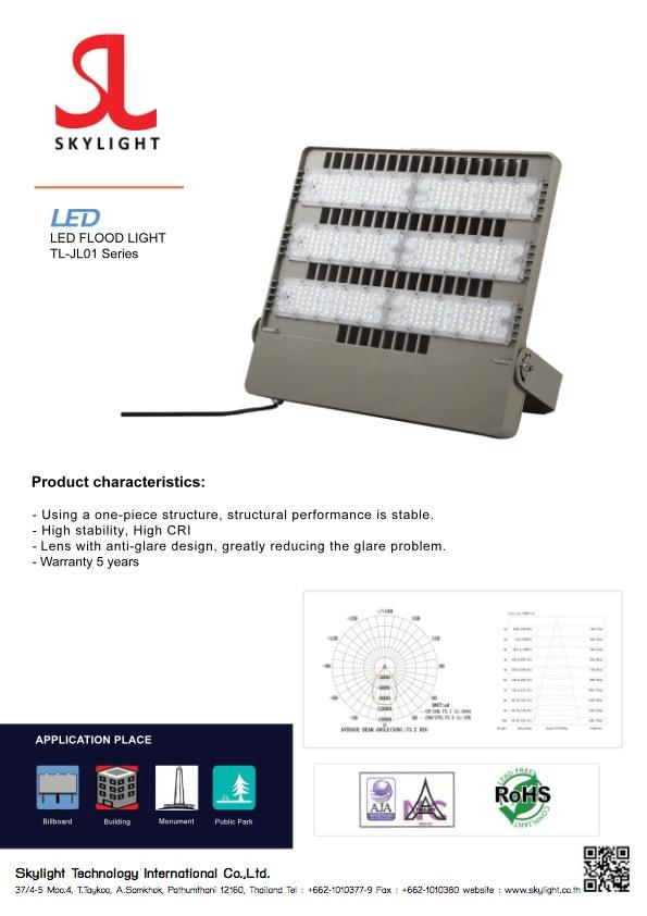 Led Lighting Product Flood Light TL01-6M Series