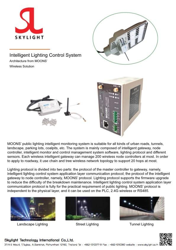 Led Lighting Product Wireless Solution