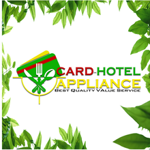 Card Hotel Appliance
