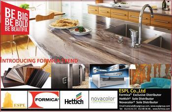 Formica Laminate Distributor - Exterior & Interior Decor in