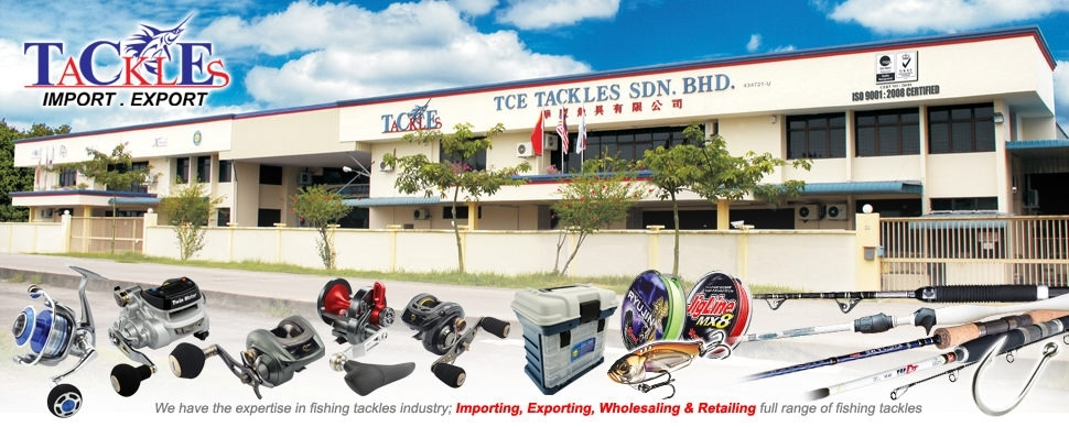 About Us Tce Tackles Sdn Bhd