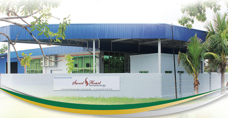 Sweet Heart Food Industries Sdn  Bhd  - Health Care Products in Melaka