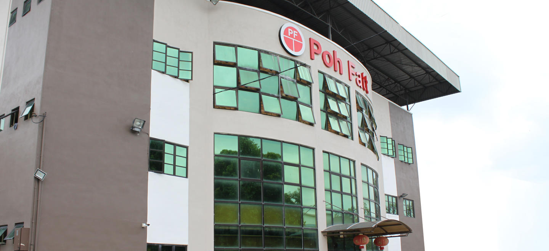 Powin Steel Industries Sdn Bhd Steel Distributors