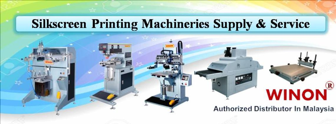 Best Team - Silk Screen Printing Equipment & Supplies in Penang
