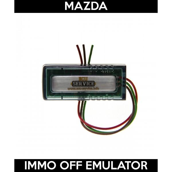 Mazda Immobilizer Emulator Bypass - Eagle Locksmith Sdn