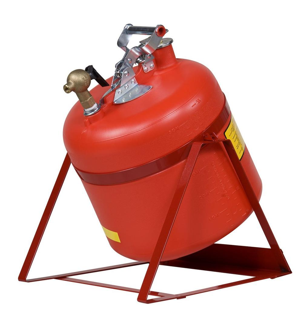 Justrite Steel / Nonmetallic Cans For Laboratories - Ex