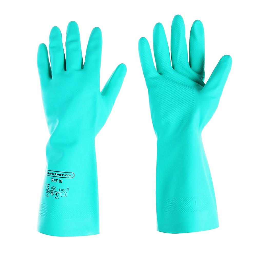 Chemical Resistant Safety Nitrile Glove Malaysia Made