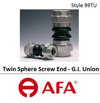 Afa Single Sphere Rubber Expansion Joint Style 99sf