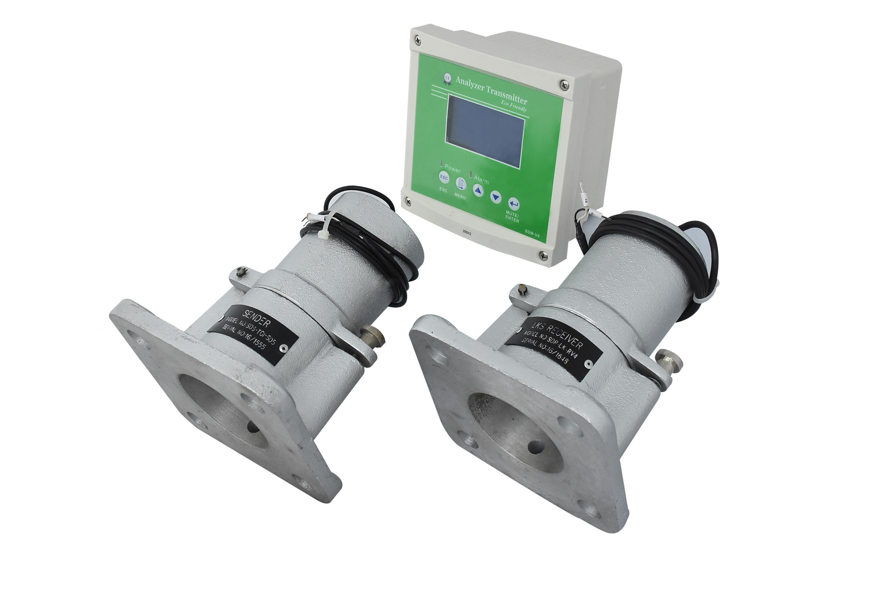 Opacity Analyzer Smoke Density Meter Sdm V9 Cems Lks