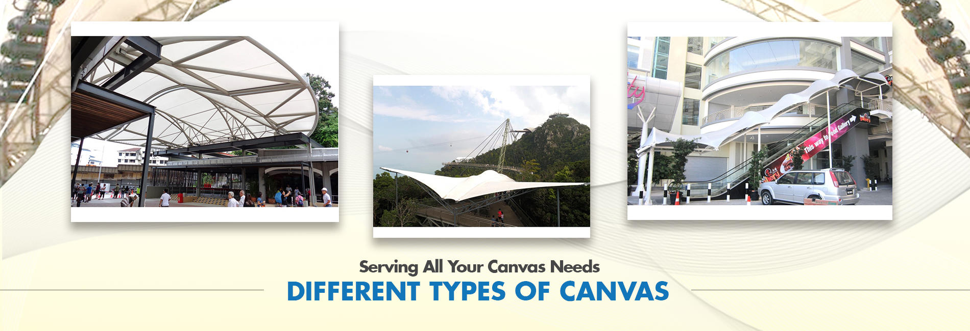 Canvas Manufacturer, Canopy Supplier Penang, Malaysia | TK